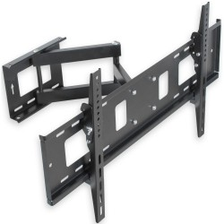 support mural tv universel lcd led plasma inclinable pivotant