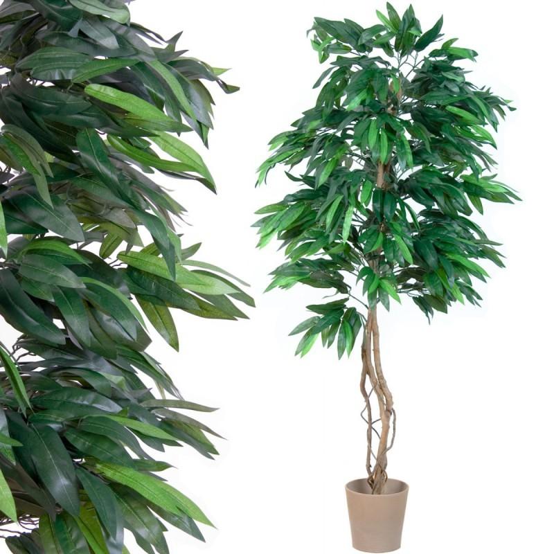Manguier artificiel 180cm for Plante amincissante