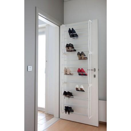 Rangement chaussures suspendre 36 paires - Rangement chaussure a suspendre ...