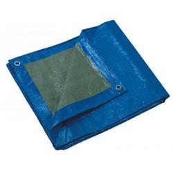 Bâche de protection auto, piscine 6x10m - 240g/m2