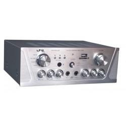 Ampli karaoké stéréo 2x50W USB-MP3/SD - LTC ATM2000USB