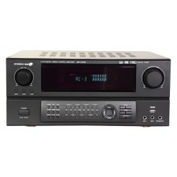 Ampli home cinema 5.1 avec karaoké - Hyundai Multicav AMP510USB-BL