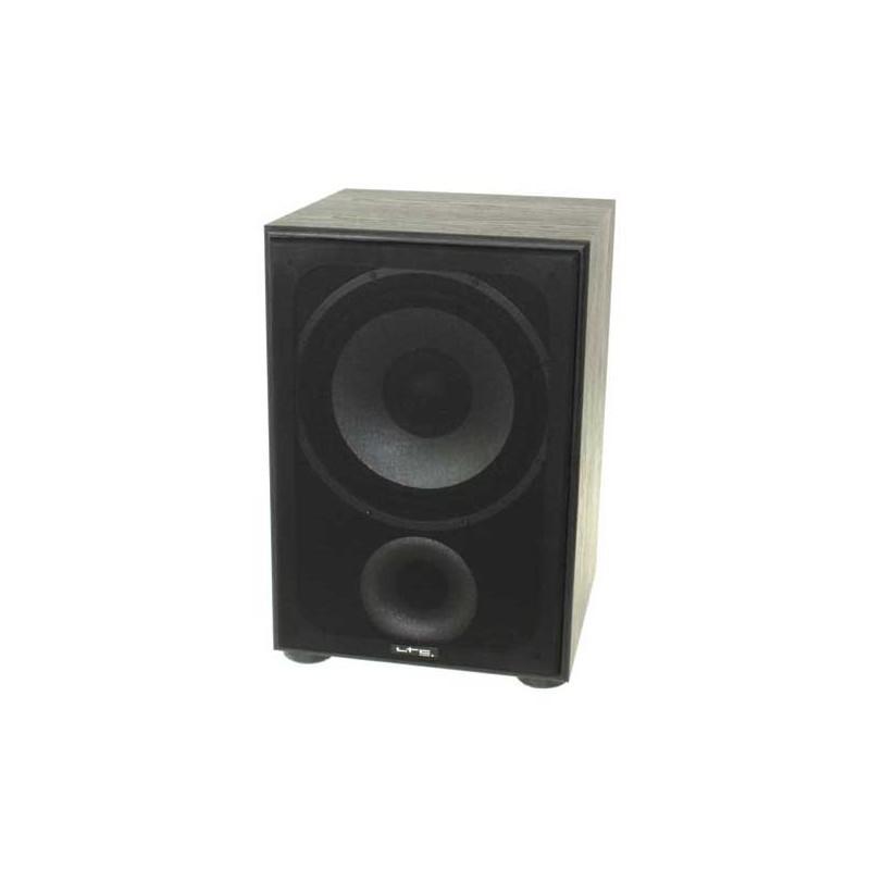 caisson de basse actif hifi 100w achat caisson de basse sono. Black Bedroom Furniture Sets. Home Design Ideas