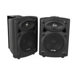 Enceintes bluetooth amplifiées monitor 80W - Ibiza SK5A