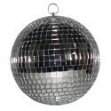Grande Boule à facette argent 50 cm - Ibiza MB020