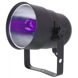 Projecteur lumière noire PAR38 avec ampoule économique lumière noire 25W