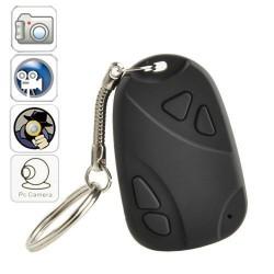 Porte clef caméra espion