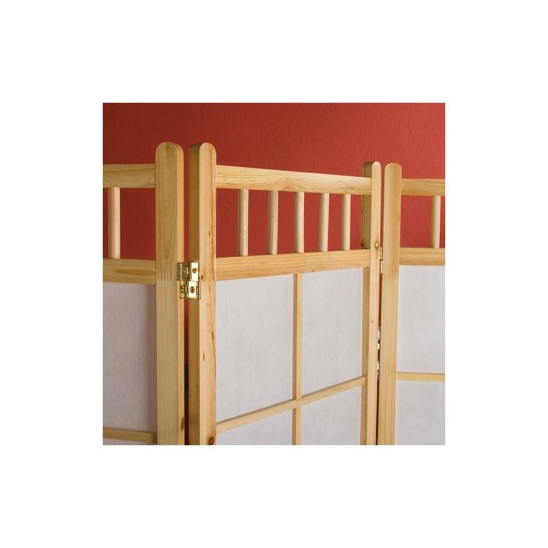 paravent bois blanc int rieur achat paravent pas cher. Black Bedroom Furniture Sets. Home Design Ideas