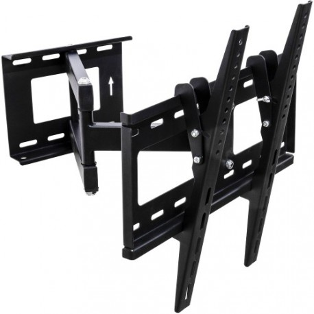Support mural tv orientable pivotant inclinable lcd led - Support tv mural orientable et inclinable ...