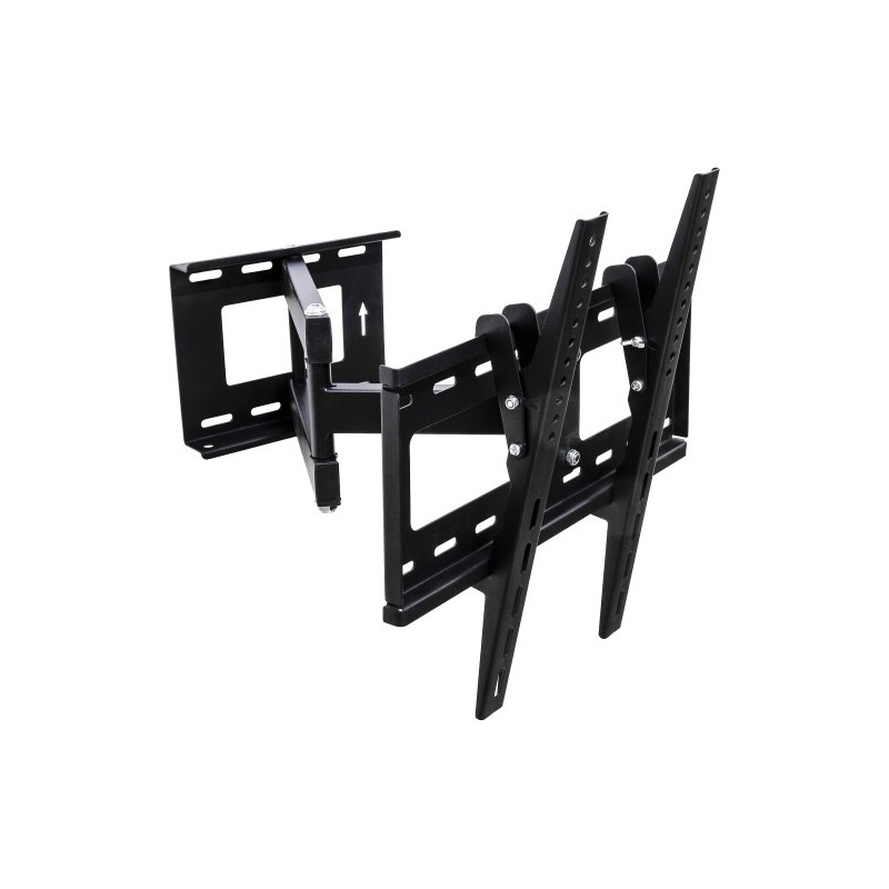Support mural tv orientable pivotant inclinable lcd led - Support tv 55 orientable ...