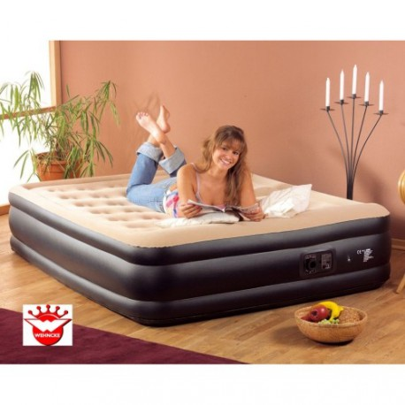 matelas lit gonflable 2 personnes lectrique achat lit gonflable 2 places. Black Bedroom Furniture Sets. Home Design Ideas