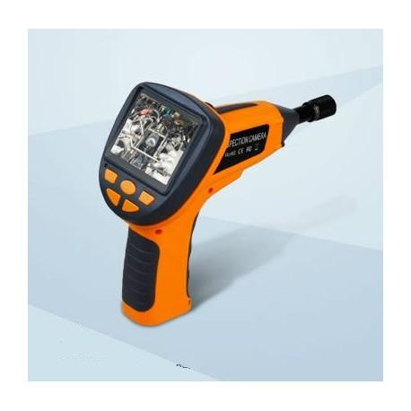 Caméra endoscopique d'inspection canalisation avec écran 3,5'' waterproof cable 1 mètre
