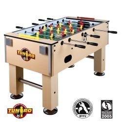 TUNIRO® Baby-foot Grand IV 118 kg, Football de Table