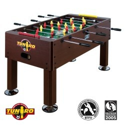 TUNIRO ® Baby-foot WS Classic IV, Football de Table