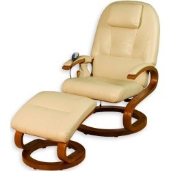 STILISTA® Fauteuil de Massage S-Design Beige