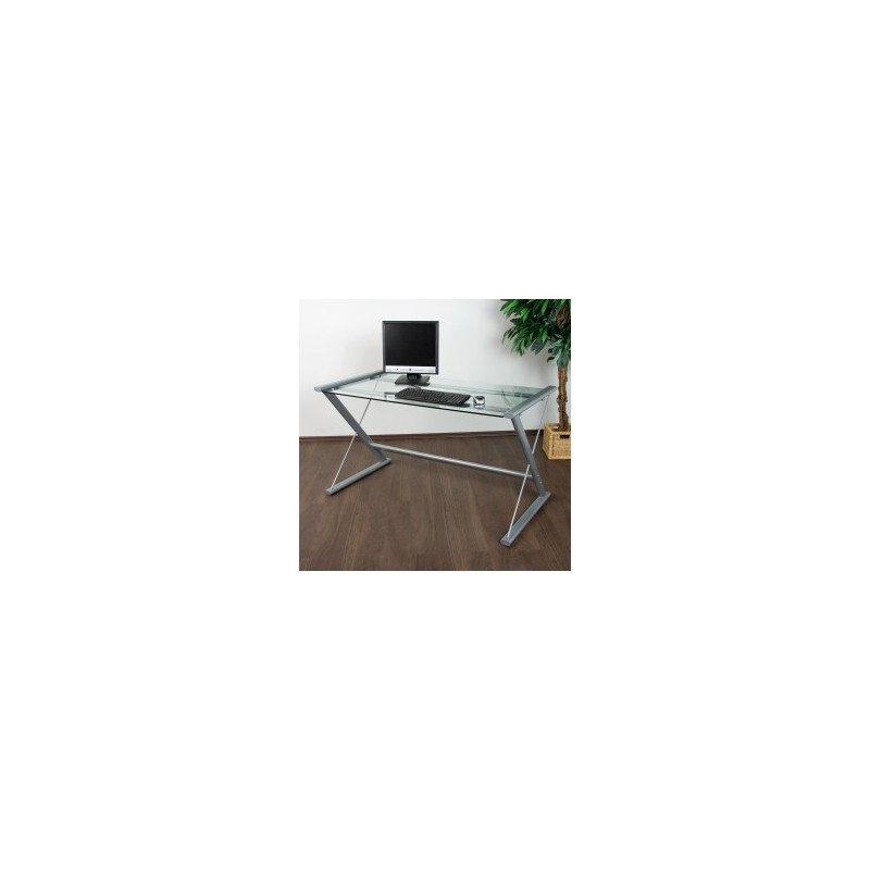 Table D 39 Ordinateur De Bureau En Verre