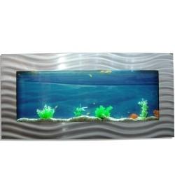 Aquarium Mural Set Complet, 113 x 65 x 11 cm