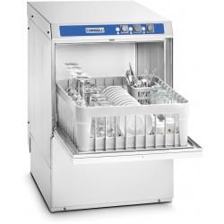 Lave verre professionnel 400 avec pompe de vidange et adoucisseur  - Casselin CLV40PVAD