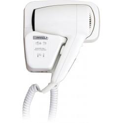 Sèche cheveux d'hôtel avec prise de courant - Casselin CSC1
