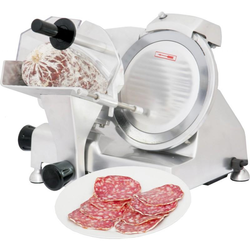 Trancheuse jambon professionnelle 220mm casselin ctj220 - Machine a couper le jambon manuelle ...