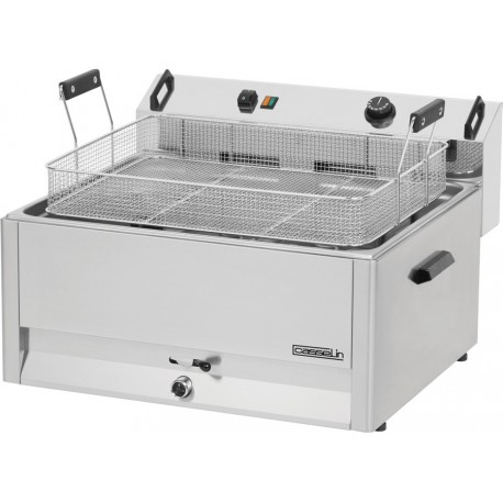 Friteuse à beignet professionnelle électrique 30L - Casselin CFB30