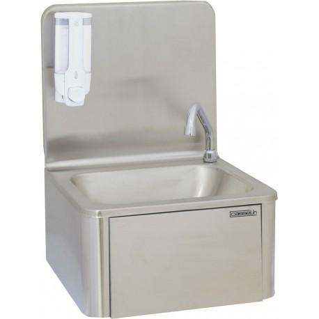 Lave mains wc inox - Casselin CLV1
