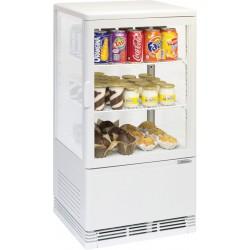 Mini vitrine réfrigérée 58L - Casselin CVR58LB