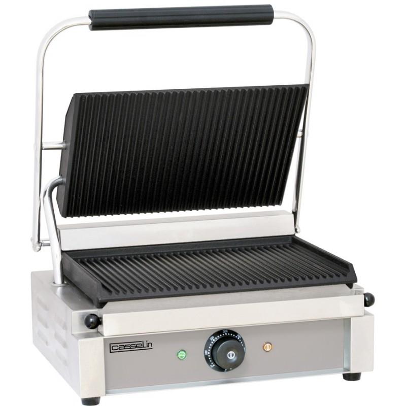 grill panini professionnel rainur rainur casselin cgprr. Black Bedroom Furniture Sets. Home Design Ideas