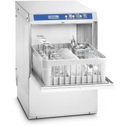 Lave verre professionnel 30 casiers/h avec adoucisseur intégré - Casselin CLV35AD