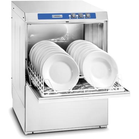 Lave vaisselle professionnel avec adoucisseur et pompe de vidange - Casselin CLVA50PVAD
