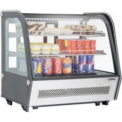 Vitrine réfrigérée de comptoir à poser 120L – Casselin CVR120L