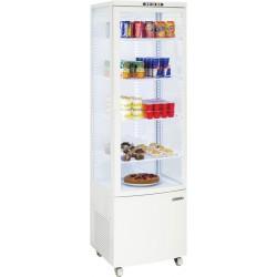 Vitrine réfrigérée mobile verticale 235L – Casselin CVR235LB