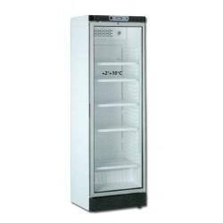 Armoire vitrée réfrigérée positve 390L 1 porte