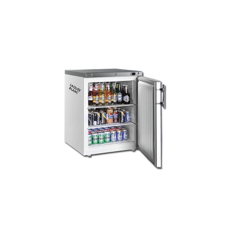 Armoire réfrigérée négative 170L laquée blanc -> Armoire Blanc Laquée