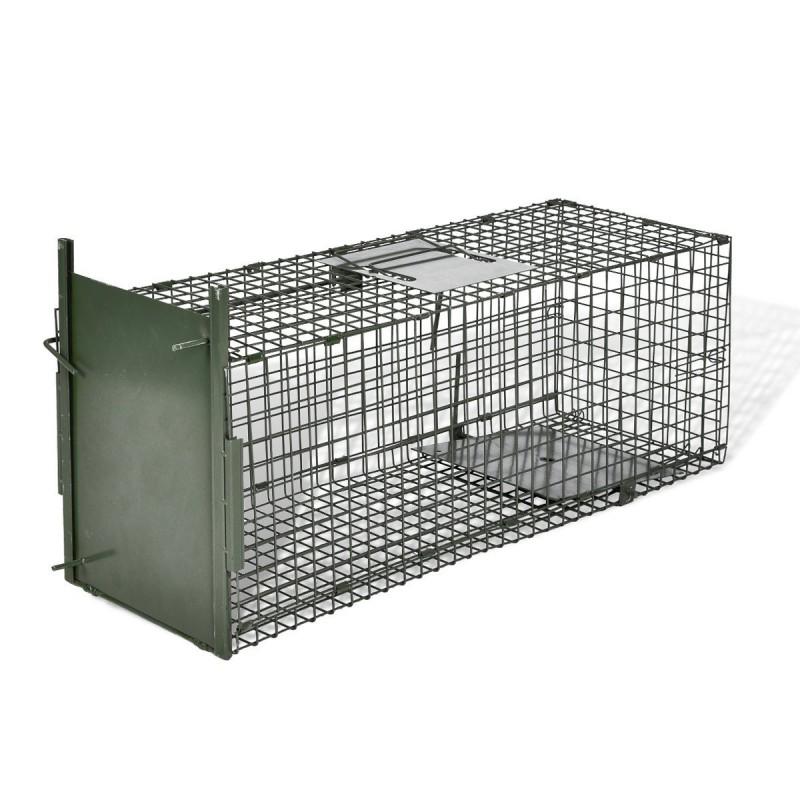 cage pi ge pour animaux une entr e anti rongeur. Black Bedroom Furniture Sets. Home Design Ideas