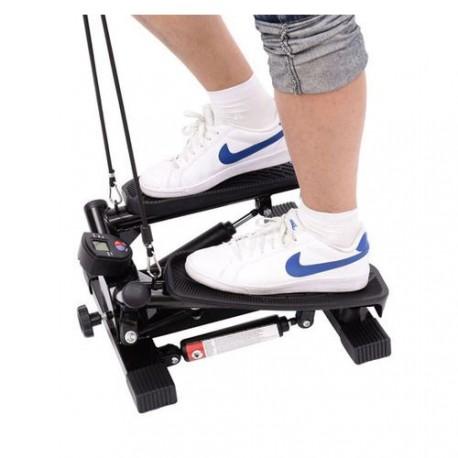 Mini stepper avec cordes élastiques