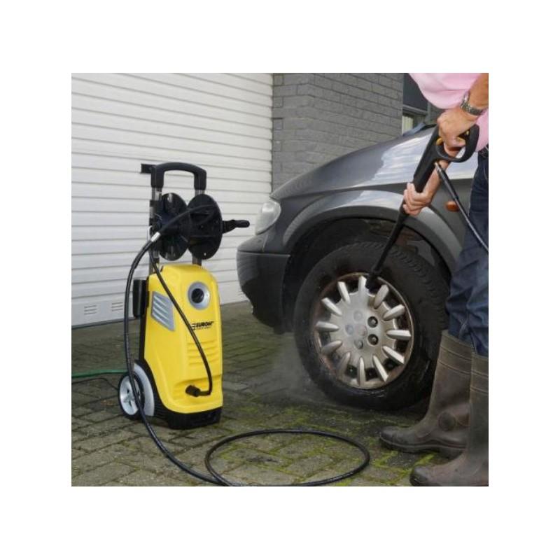 Nettoyeur haute pression moteur induction 160 bars eurom force 2200 ind - Nettoyeur haute pression 160 bars ...