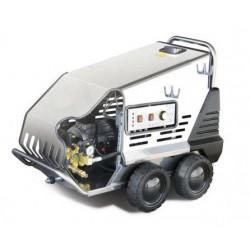 Nettoyeur haute pression eau chaude professionnel 200 bars 900L/h - Euromac HRE 200