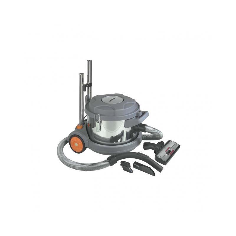 Aspirateur industriel eau et poussi re 1200w for Aspirateur a main eau et poussiere
