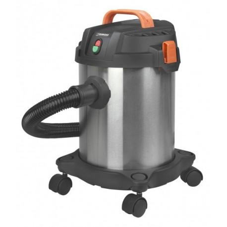 Aspirateur industriel eau et poussière 1000W