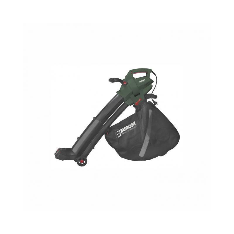 aspirateur souffleur broyeur de feuilles avec roulettes 3000w. Black Bedroom Furniture Sets. Home Design Ideas