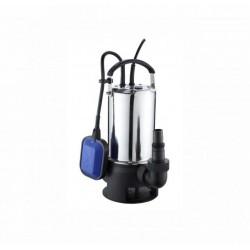 Pompe immergée 9500L/h pour puit, étang et réservoir d'eau (eau chargée)