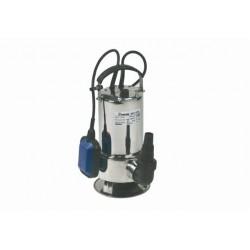 Pompe immergée 12600L/h pour puit, étang et réservoir d'eau (eau chargée)