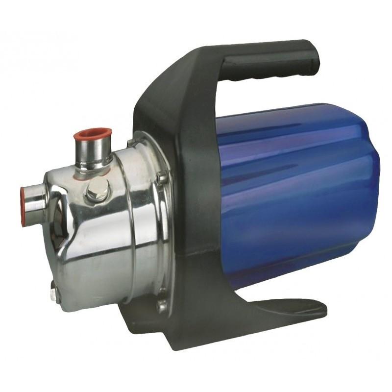 Pompe de surface jardin 800w 3180l h acier inoxydable for Pompe a eau de jardin
