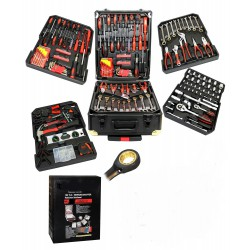 Caisse outils compl te pas cher acheter caisse outils kraftech - Malette outils complete ...