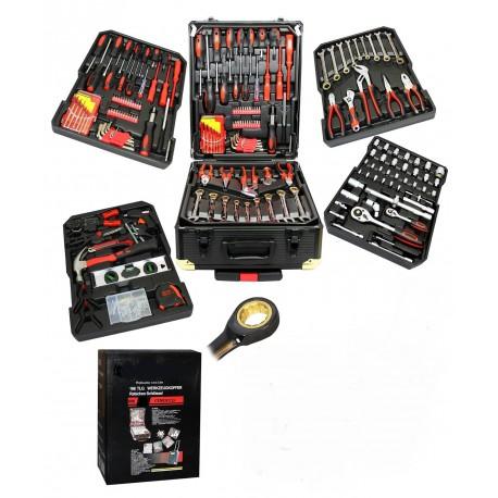 Malette à outils complète 186 outils