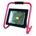 Spot de chantier LED puissant 50W sur base