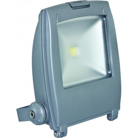 Projecteur LED 50W pour chantier, maison, jardin
