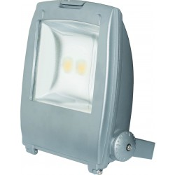 Projecteur LED 100W pour chantier, maison, jardin