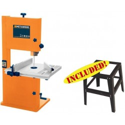 Scie à ruban 750W - Metawood MTSBB750-2234P